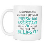 Physician Assistant Coffee Mug