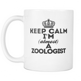 Keep Calm Zoologist Coffee Mug