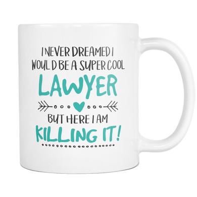 Super Cool Lawyer Coffee Mug