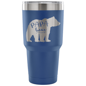 Papa Bear Travel Mug