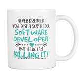 Software Developer Coffee Mug