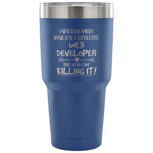 Web Developer Travel Coffee Mug