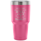Netball Coach Travel Coffee Mug