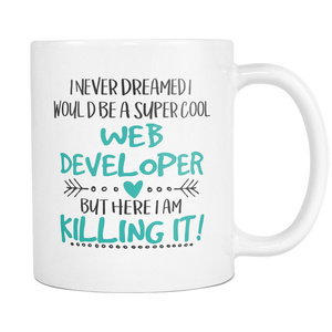 Web Developer Coffee Mug