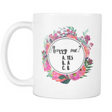 Marry Me Coffee Mug