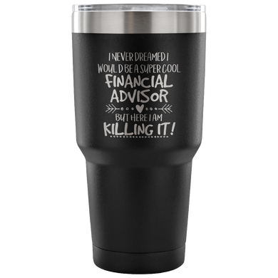 Financial Advisor Coffee Mug