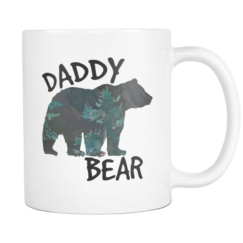 Daddy Bear Coffee Mug