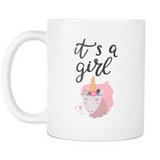 It's a Girl Coffee Mug