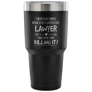 Lawyer Travel Coffee Mug