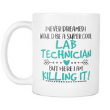 Super Cool Lab Technician Coffee Mug