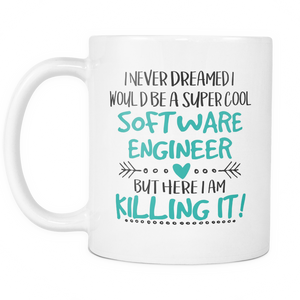 Software Engineer Coffee Mug