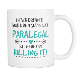 Paralegal Coffee Mug