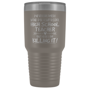 Highschool Teacher Travel Mug
