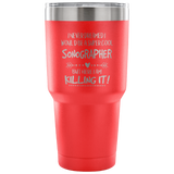 Sonographer Travel Coffee Mug