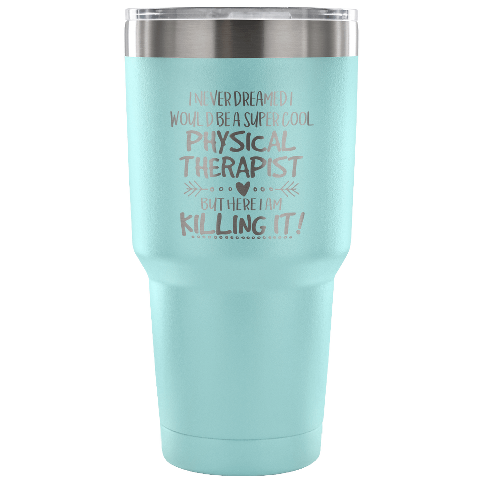 Physical Therapist Travel Coffee Mug