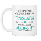 Translator Coffee Mug