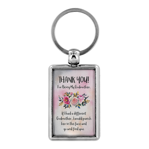 Godmother Keychain