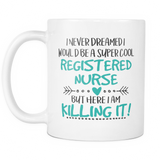 Registered Nurse Coffee Mug