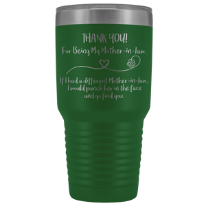 Mother In Law Travel Mug