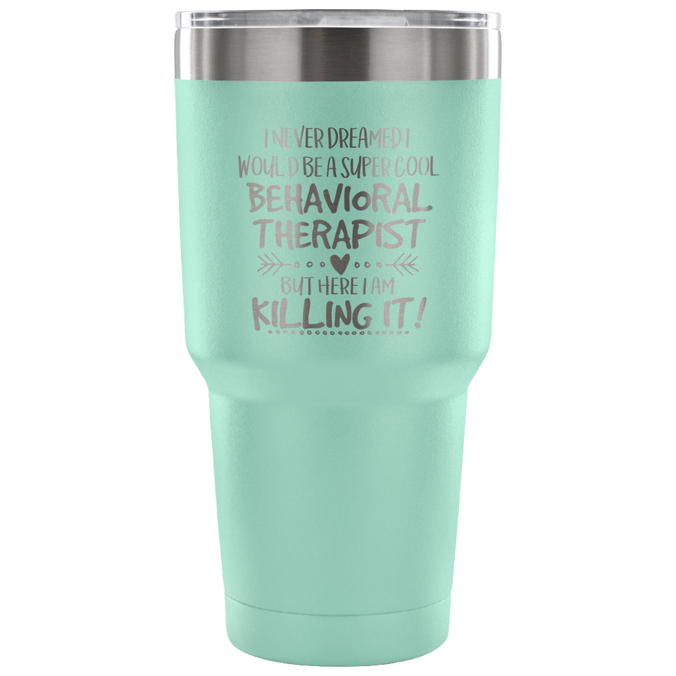 Behavioral therapist travel Mug