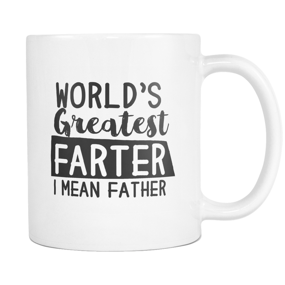 World's Greatest Farter Coffee Mug