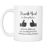 For Son Coffee Mug