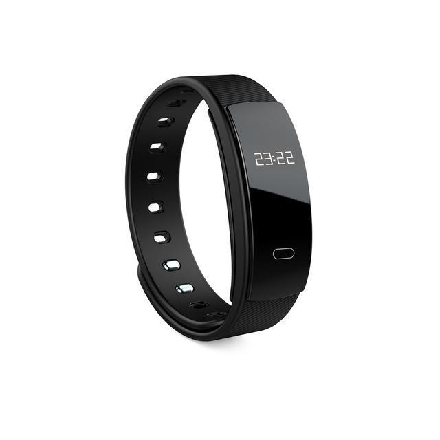 Health Bracelet Sport Health Bracelet Sport Black Heart Rate Blood Oxygen Exercise Health Smart Watch Bracelet