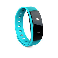Health Bracelet Sport Health Bracelet Sport Blue Heart Rate Blood Oxygen Exercise Health Smart Watch Bracelet