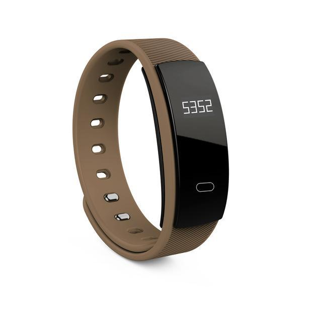 Health Bracelet Sport Health Bracelet Sport Coffee Heart Rate Blood Oxygen Exercise Health Smart Watch Bracelet