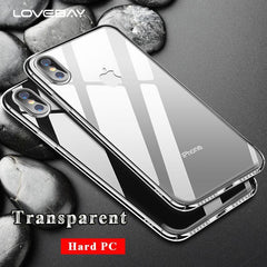 Phone Accessories Case Glossy Clear Case For iPhone 6s Plus Ultrathin Transparent