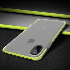 Phone Accessories Case Green Anti-knock Case for iPhone X, Heavy Duty Protection