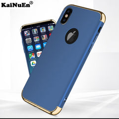 Phone Accessories Case Luxury hard plastic case for iphone X