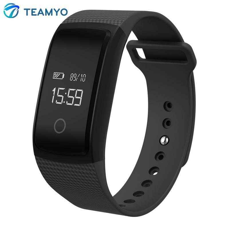 Phone Accessories Health Bracelet Sport Bluetooth-Sport Smartband Heart Rate Monitor Blood Pressure Health,Smart Bracelet Watch Pedometer Fitness Tracker Wristband