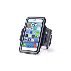 Phone Accessories Lux Armbands Black ArmBand Case 5.5inch Waterproof Running Sport