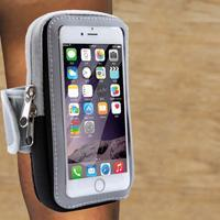 Phone Accessories Lux Armbands black Universal Waterproof Mobile phone sports armband for iphone