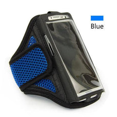 Phone Accessories Lux Armbands Blue Running Sport Armband For Mobile Phone Gym Bag