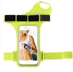 Phone Accessories Lux Armbands Green FLOVEME Waterproof Armband Phone Bag Universal For All 5.5 inch Mobile Phones For iPhone 7 8 Plus 6 6s Plus 5s SE Ride Arm Band