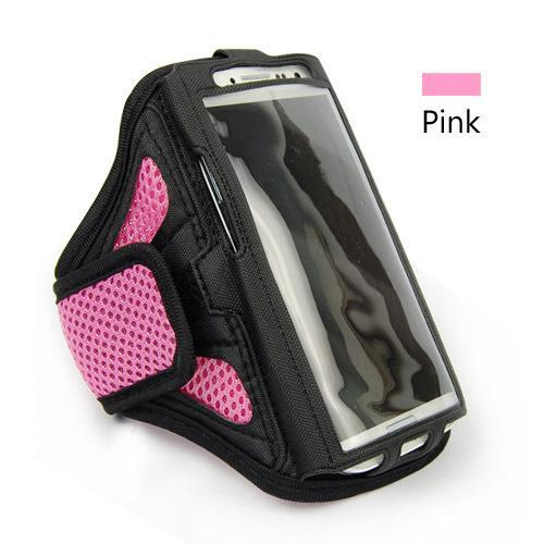 Phone Accessories Lux Armbands Pink Running Sport Armband For Mobile Phone Gym Bag