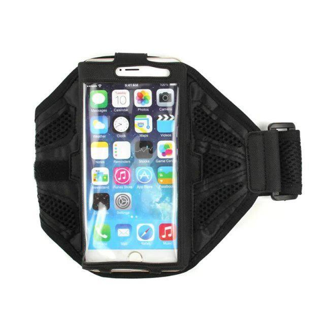Phone Accessories Lux Armbands Purple Running Sport Armband For Mobile Phone Gym Bag
