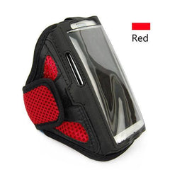Phone Accessories Lux Armbands Red Running Sport Armband For Mobile Phone Gym Bag