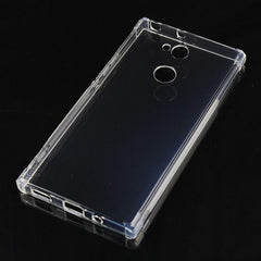 Phone Accessories Lux Case For Sony Xperia L2 Clear / TPU / 1pcs Case Soft Silicone Protection For Sony Xperia L2