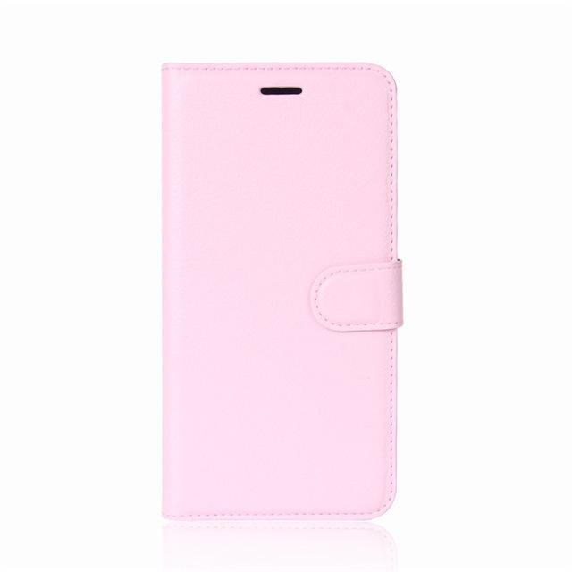 Phone Accessories Lux case Galaxy j3 Pink / Leather Leather Wallet Phone Case For Samsung Galaxy J3