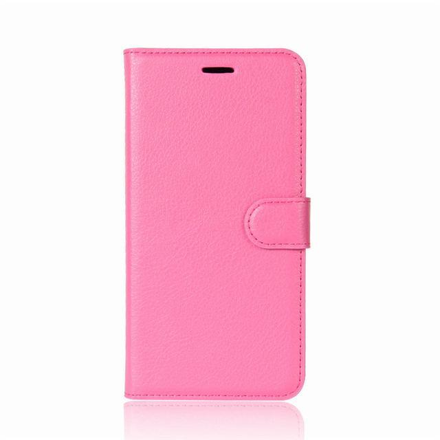 Phone Accessories Lux case Galaxy j3 Rose / Leather Leather Wallet Phone Case For Samsung Galaxy J3