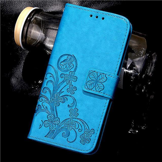 Phone Accessories Lux case Galaxy j3 Style 12 Flip Cover Case Luxury Leather For Samsung Galaxy J3