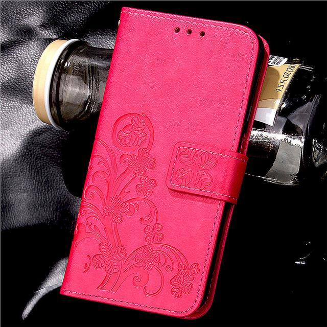 Phone Accessories Lux case Galaxy j3 Style 16 Flip Cover Case Luxury Leather For Samsung Galaxy J3