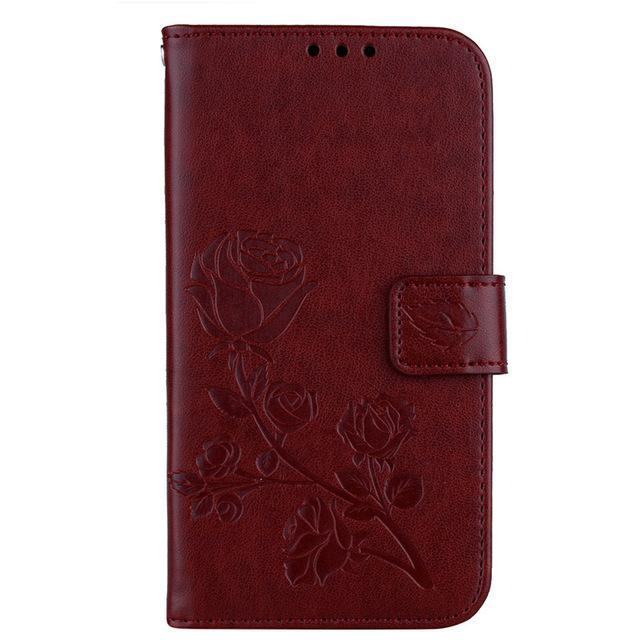 Phone Accessories Lux case Galaxy j3 Style 18 Flip Cover Case Luxury Leather For Samsung Galaxy J3