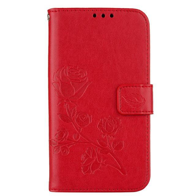 Phone Accessories Lux case Galaxy j3 Style 22 Flip Cover Case Luxury Leather For Samsung Galaxy J3