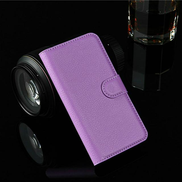 Phone Accessories Lux case Galaxy j3 Style 6 Flip Cover Case Luxury Leather For Samsung Galaxy J3