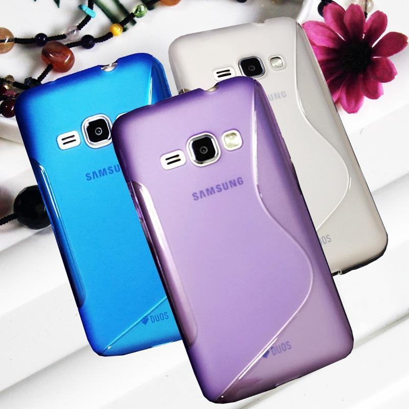 Phone Accessories Lux case Galaxy j3 Transparent clear good quality silicone Case For Samsung Galaxy J3