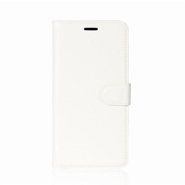 Phone Accessories Lux case Galaxy j3 White / Leather Leather Wallet Phone Case For Samsung Galaxy J3